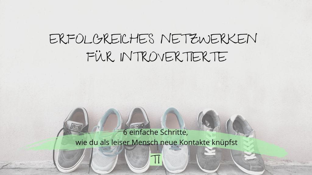 Titel: Erfolgreiches Netzwerken für Introvertierte