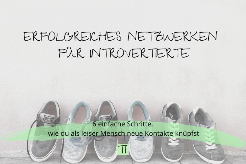 Titel: Erfolgreiches Netzwerken für Introvertierte | Team Introvertiert