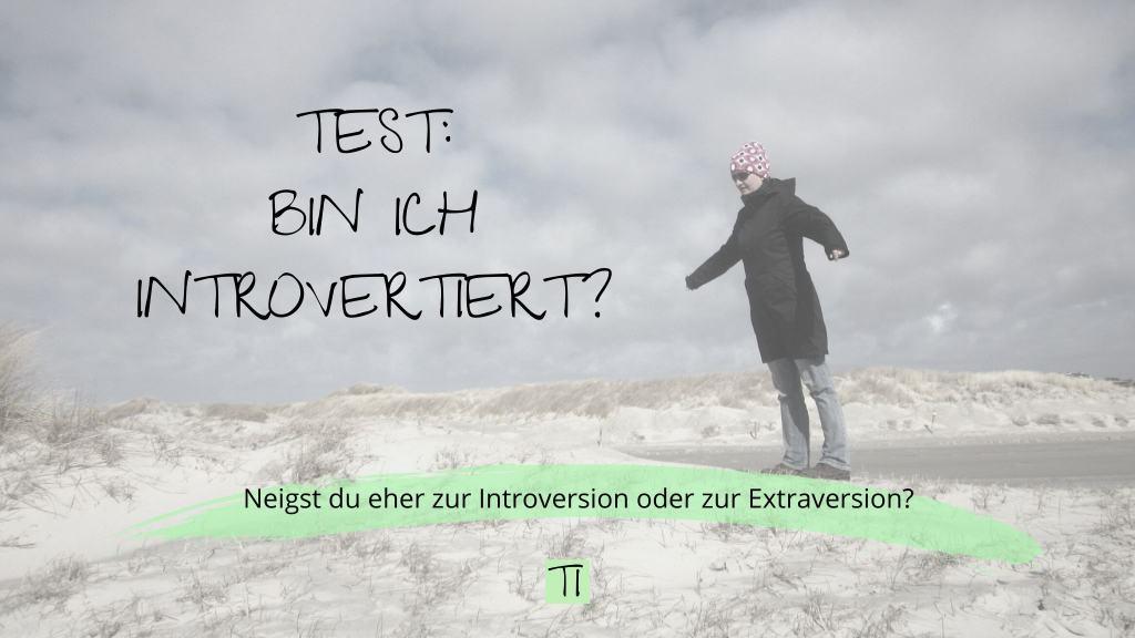 Titel: Test - Bin ich introvertiert?