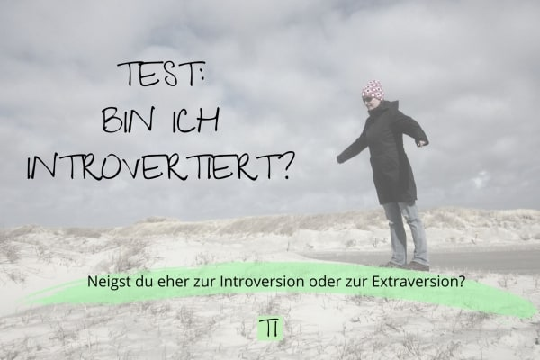 Titel: Test - Bin ich introvertiert?