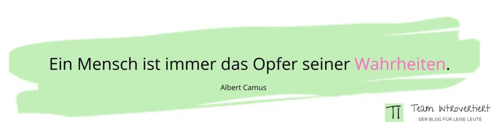 Zitat Albert Camus | Team Introvertiert