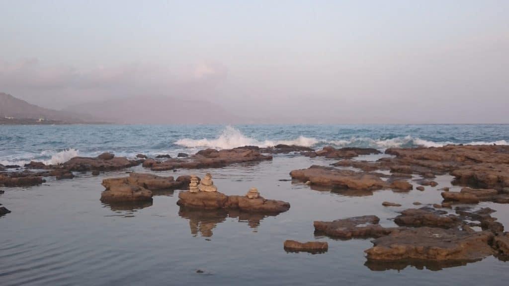Küste von Rhodos | Team Introvertiert (Foto: Lena Noa)