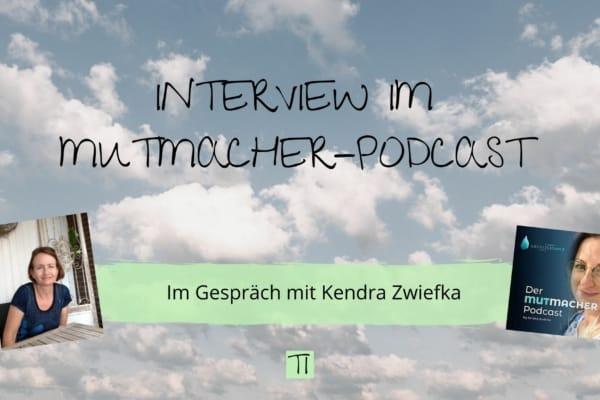 Titel Interview im Mutmacher-Podcast | Team Introvertiert