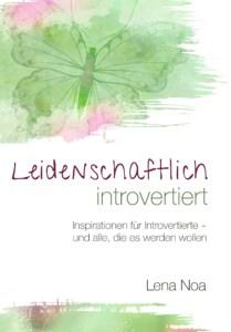 Cover Leidenschaftlich introvertiert von Lena Noa